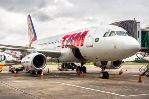 TAM Airlines Airbus 320