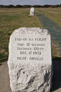 orville första turen