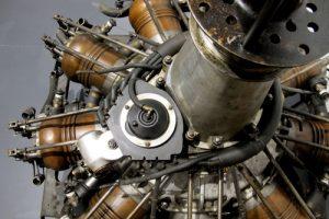 motor flygplan